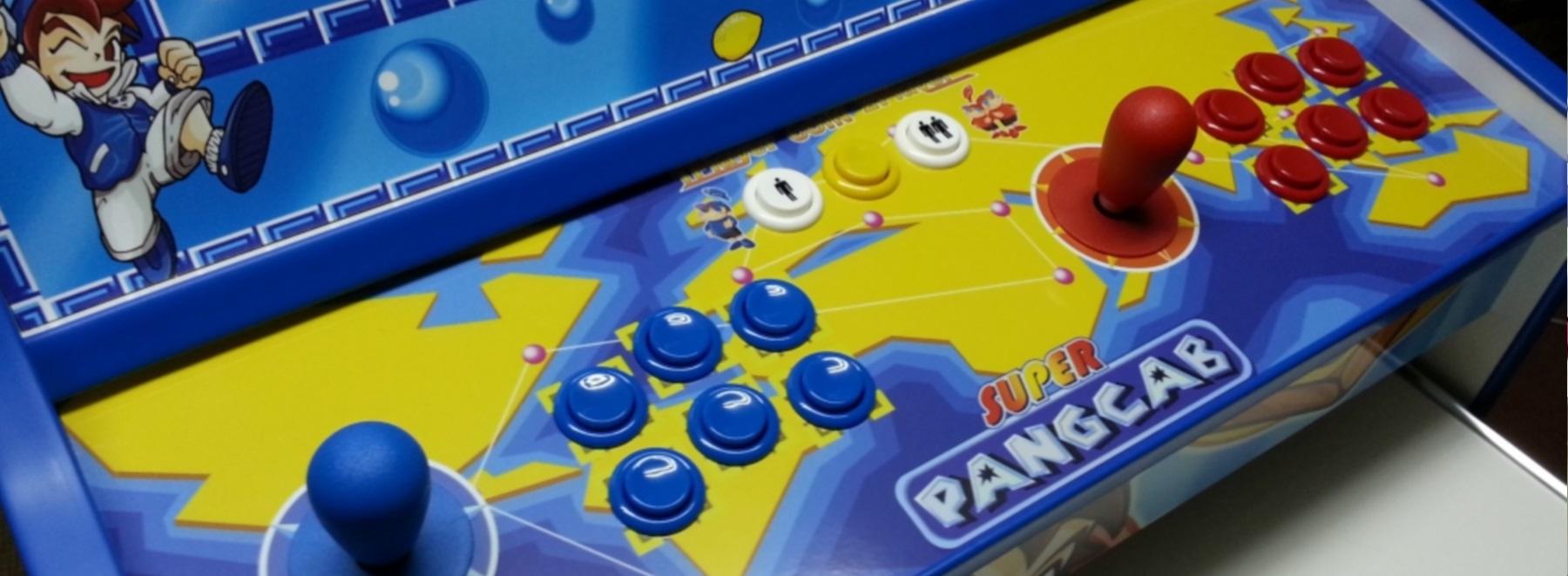 Pang CAB (diseñada por Lord Hiryu)