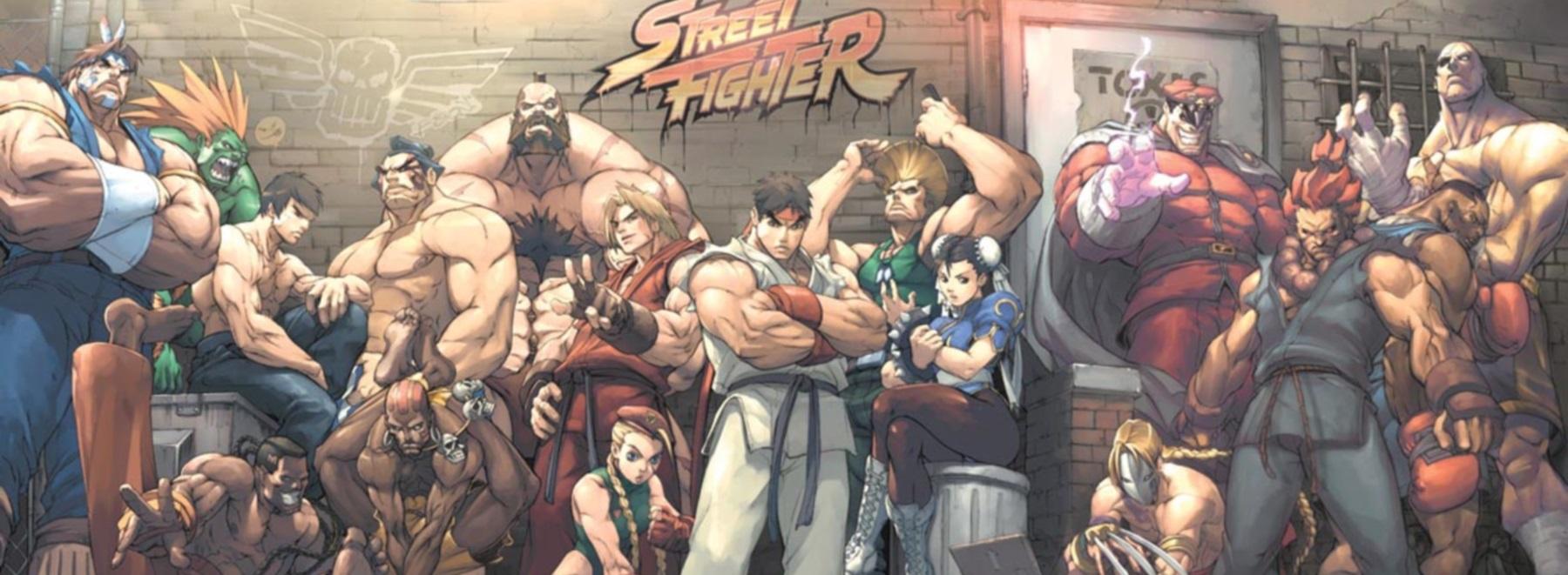 Los reyes de la lucha en salones arcade