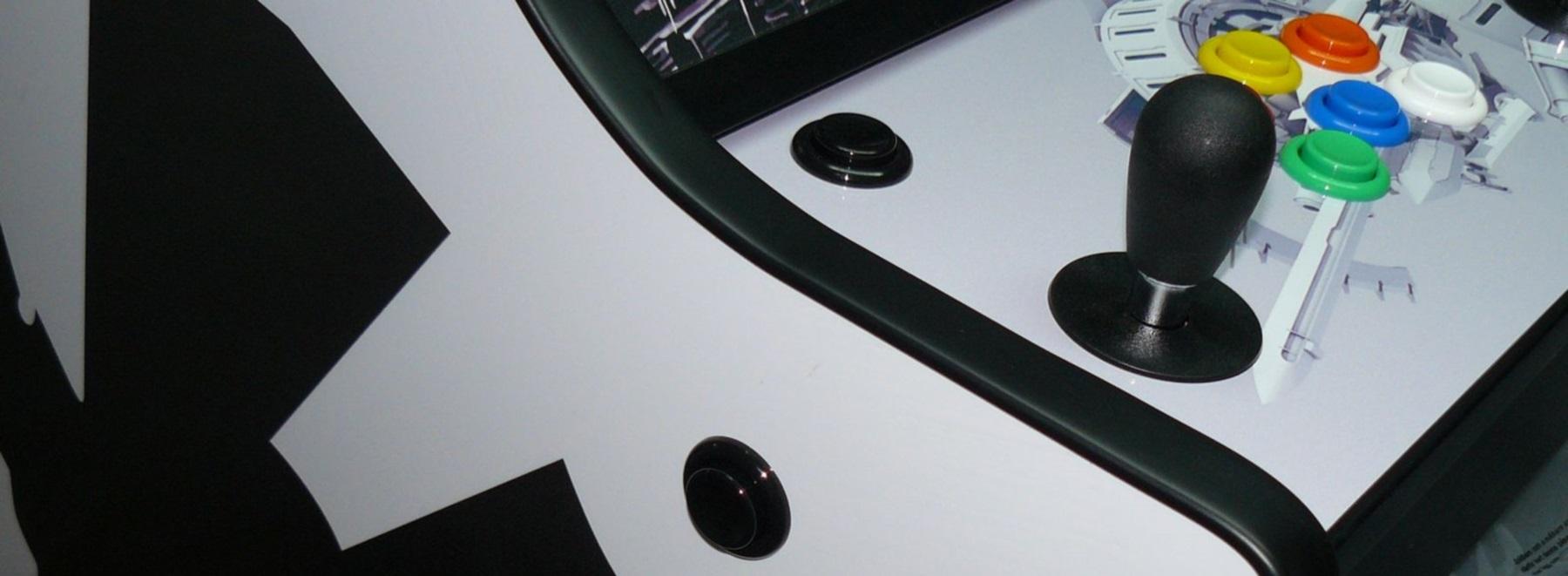 Ikaruga (acabado elegante en blanco y negro)